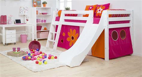 Kinderzimmer Mädchen Mit Rutsche by Hochbett Mit Rutsche F 252 R M 228 Dchen Kaufen Royality
