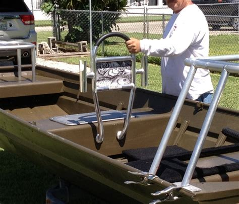 Jon Boat Accessories by Skinnyskiff Reviews And Discussions For Shallow Water