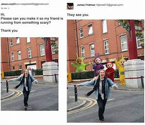 Photoshop Troll Who Takes Photo Requests Too Literally ...