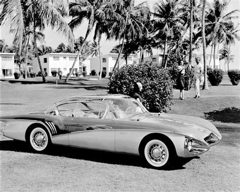 General Motors Buick Centurion Concept 1956