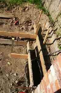 Fundament Für Mauer : fundament terrassenwand ~ Whattoseeinmadrid.com Haus und Dekorationen