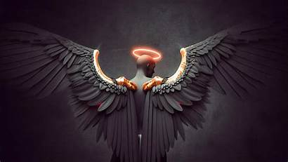 Wallpapers Wings Devil Angel