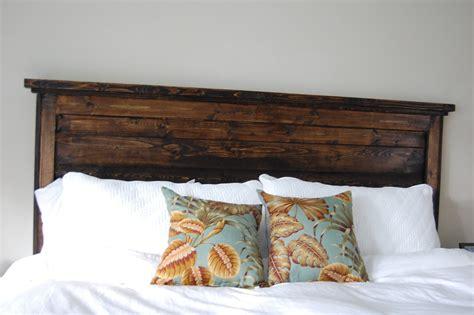 reclaimed wood headboard king white king reclaimed look headboard diy projects