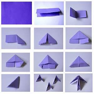 Origami butterfly 3D - AFlowerInJapan