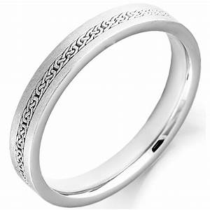 Irish Wedding Ring Mens Celtic Knot Gold Irish Wedding