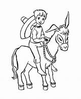 Donkey Coloring Boy Farm Animal Riding Boys Animals Printable Drawing Colour Sheet Activity Popular Cl Getdrawings Honkingdonkey Coloringhome Coloring2print sketch template