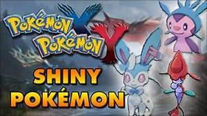 pokemon x and y shiny pokemon