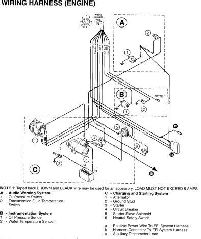 Scarab Boat Wiring Diagram by Mercruiser Wiring Diagram Source Offshoreonly