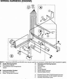 Mercruiser Wiring Diagram-source