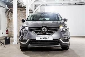 Espace Renault Prix : prix renault espace 5 2015 des tarifs partir de 34 200 euros l 39 argus ~ Gottalentnigeria.com Avis de Voitures