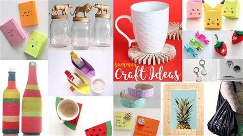 cool summer craft ideas diy projects  summer