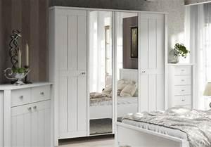 Kleiderschrank Weiß Landhaus : kleiderschrank brighton in wei super matt landhaus style ~ Frokenaadalensverden.com Haus und Dekorationen
