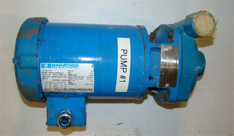 ingersoll dresser pumps 1hp 230 460v 3ph 1 5x1x5 1 4 c