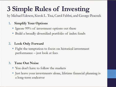 Book Review Retirement Income Investment Problem