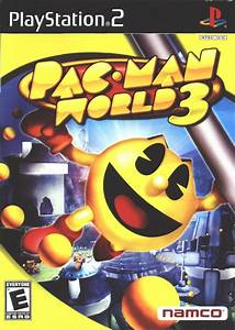 Pac Man World 3 For Gamecube 2005 Mobygames