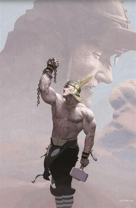 Thor And Loki Key Art Clips Revealed