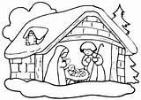 Crib Coloring Celebration Drawing Getdrawings sketch template