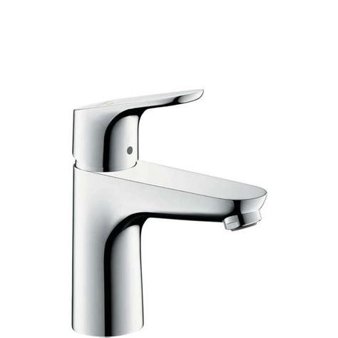 hansgrohe focus 100 hansgrohe focus 100 basin mixer tap bathrooms direct
