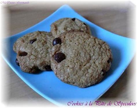 recette pate a cookie recette de cookies 224 la p 226 te de speculoos