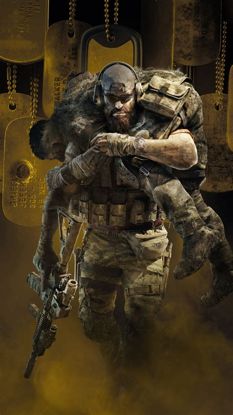 wallpaper tom clancys ghost recon breakpoint poster