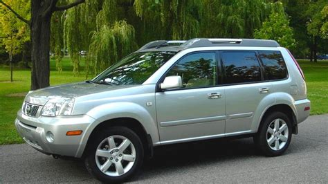 Used Nissan X-Trail Review - 2005-2006
