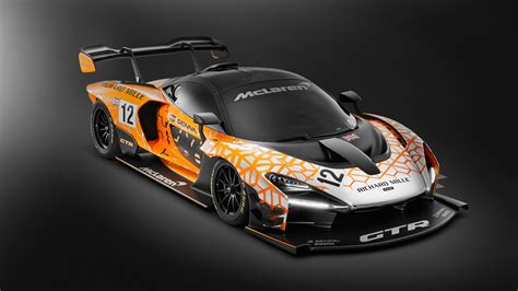 mclaren senna gtr concept  wallpaper hd car