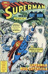 Superman (Danish Series 1950) comic books