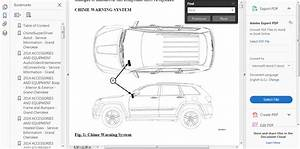 Official Workshop Repair Manual For Jeep Grand Cherokee Hemi Srt 2014
