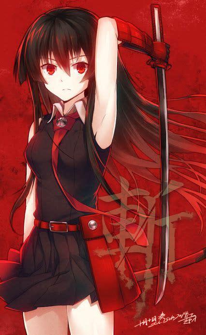 Akame Ga Kill This Anime Is Amazing Anime Pinterest