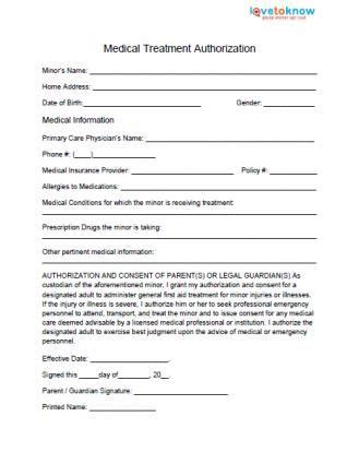 18579 release form for child release form for minor