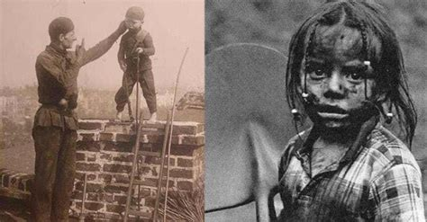 Heartbreaking Photos Of Victorian Children As Chimney Sweepers