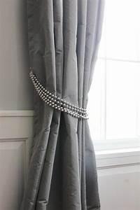 DIY Decorative Curtain Tie-Backs Goodwill Industries of