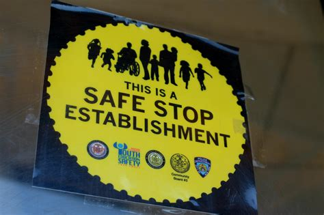 safe stop program launches to create safe havens at bed