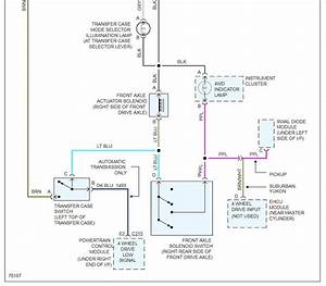 Wiring Diagram  35 Chevy 4wd Actuator Upgrade Wiring Diagram