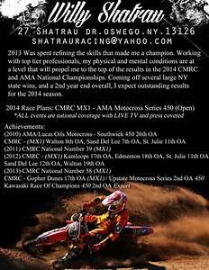 sponsor resume help non moto motocross forums With free mx resume templates
