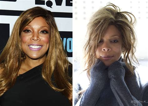 Wendy Williams Undergoes A 'makeunder And Opens Up About