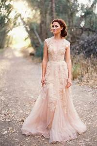 blush pink beach wedding dress wedding dress ideas With blush beach wedding dress