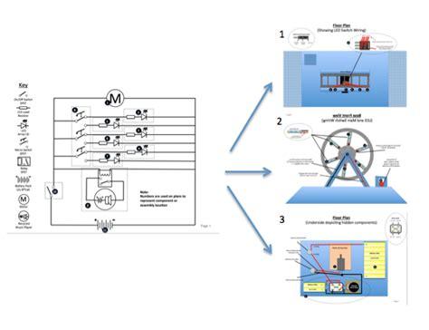 Wheel Wiring Diagram by Circuit Diagram Description Ferris Wheel