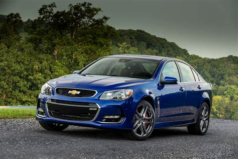 2016 Chevrolet Ss Reviews And Rating