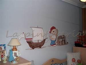 Des murs enchantes peinture murale chambre enfant for Peinture murale chambre enfant