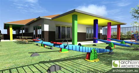 archizen architects designing modern quality caring 382 | Mortdale Childcare Architectural Design Preschool Long Day Care Sydney Hurstville Council Architects Archizen 1aa