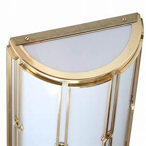 Wandleuchte Art Deco : art d co wandleuchte s2m aus poliertem messing casa lumi ~ Sanjose-hotels-ca.com Haus und Dekorationen