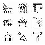 Construction Icons Crane Icon Vector Svg Flaticon