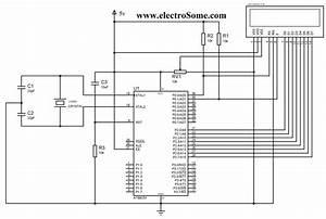Schematic 8051 Development Board  U2013 The Wiring Diagram