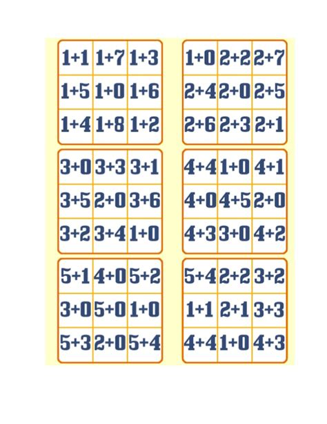 loteria de numeros para imprimir