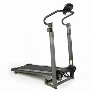 Avari Fitness Manual Magnetic Treadmill