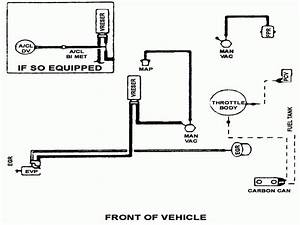 1987 Ford F 150 4x4 Vacuum Lines Diagram