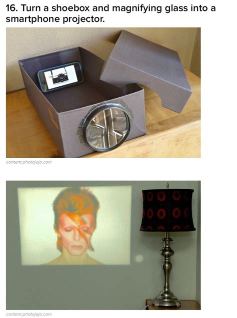 home  phone projector musely
