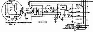 1985 Blazer 2 8 Internal Distributor Wiring  - Blazer Forum