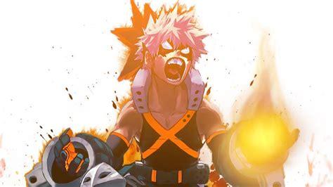 boku  hero academia ost bombing king bakugo theme